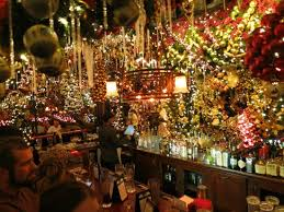 Rolfs Nyc Christmas Dining Room At Rolf U0027s German Restauarnt Picture Of Rolf U0027s Bar