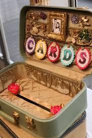 unique graduation card boxes 25 best suitcase card box ideas on wedding card