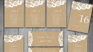 Wedding Seating Chart Template Incorporating Lace Into Your Wedding Seating Plan
