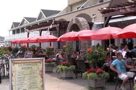 la terrazza italian restaurant w bar belmar jersey shore nj la terrazza