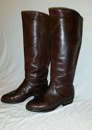 womens boots ebay canada schuler sons size7 5 philadelphia waving grains 3 5 heel