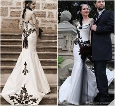 popular gothic wedding gown buy cheap gothic wedding gown lots in