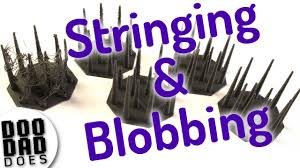 Home Design 3d Troubleshooting Troubleshooting Blobbing And Stringing Youtube