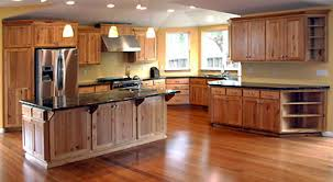 Hickory - Hickory kitchen cabinets pictures