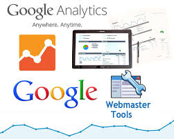 webmaster setup google analytics webmaster tools and sitemap by zivdesign on