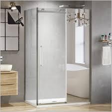 Easy Clean Shower Doors Mirrored Sliding Shower Doors Best Products Villa Chanterelle