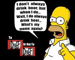 Homer Simpson Meme - homer simpson the most interesting meme in the world daily discord