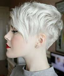 pixie grey hair styles 25 best pixie hairstyles short hairstyles 2016 2017 most