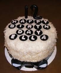 share black and white cake ideas via photos of your homemade