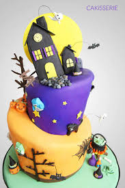 Halloween Cake Decoration by Cakes U2014 Cakisserie