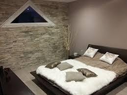 chambre avec mur en enchanteur couleur mur chambre avec couleur pour chambre parentale