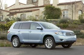toyota highlander hybrid 2009 2009 toyota highlander hybrid the only hybrid that seats seven