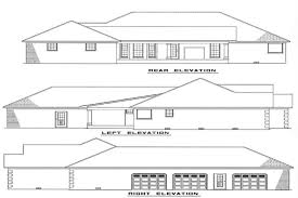 ranch home layouts traditional ranch house plan three bedrooms plan 153 1432