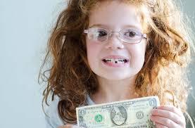 Kiplinger Budget Worksheet How Does Your Tooth Fairy U0027s Generosity Stack Up