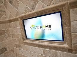 loft bathroom mirror tv bathrooms with tvs at the flamingo las