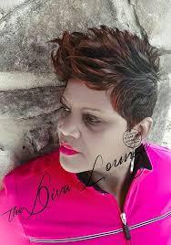 hype hair styles for black women 2476 best hair game images on pinterest hair dos short hair and