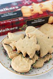 semi homemade thanksgiving recipes easy chocolate dipped shortbread crazy for crust