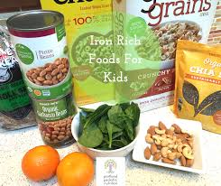 top iron rich foods for kids portland pediatric nutrition