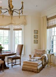 Colonial Windows Designs Colonial Window Treatments Living Room Traditional With Balloon