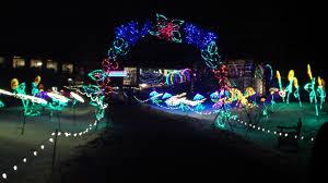 Botanical Gardens Christmas Lights by Garden Of Lights 2013 Green Bay Botanical Gardens Youtube