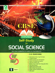 cbse evergreen self study in social science class 9 term i 01