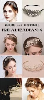 hair accessories for best 25 hair accessories for brides ideas on bridal