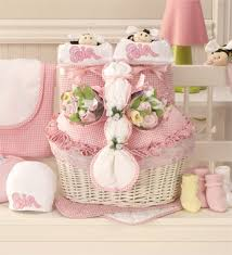 newborn gift baskets girl newborn gift basket