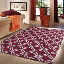 burgundy contemporary bedroom area rug rug addiction burgundy contemporary bedroom area rug 5 x 7 ft 199 99usd