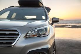subaru headlight styles 2015 subaru outback first look motor trend