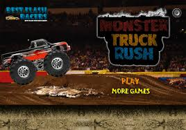 monster cars games monster truck rally games money