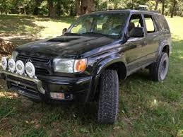 used 2001 toyota 4runner find used 2001 toyota 4runner sr5 4x4 lifted blacked out in