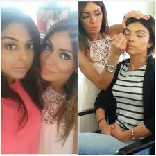 makeup artist in la in la with lilit neelam saini bridal makeup artist