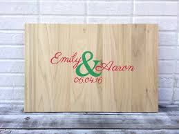 guest sign in ideas wedding guest sign board rustic guestbook alternative wooden