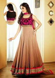 latest pakistani and indian party dresses for women 2017