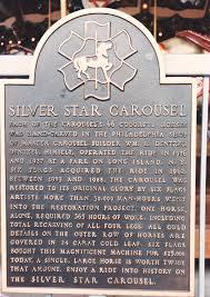 silver star carousel inside six flags over texas arlington
