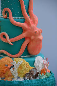 best 25 octopus cake ideas on pinterest sea cakes under the