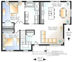floor plans house open modern floor plans interior of this modern open floor plan home