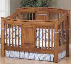 Designer Convertible Cribs Crib Designs Woodworking Crib Indiana Amish Convertible