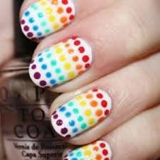 Simple Nail Art Designs To Do At Home Home Design Ideas - Easy design for nails to do at home