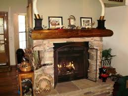 Stone Fireplace Mantel Shelf Designs by Fire Place Mantels