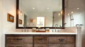 rustic bathroom cabinets vanities rustic bathroom vanity happyhippy co