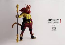 j t monkey king wreaks havoc by j t studio the toy chronicle
