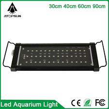 30 led aquarium light 1pcs 30cm 40cm 60cm 90cm led aquarium lighting fish tank l white
