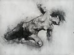 contemporary charcoals damian goidich nitram charcoal