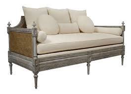 luxembourg custom upholstered daybed currey and company