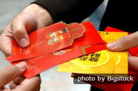 luck envelopes envelopes and packets lucky money during new year