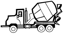 coloring truck coloring pages 10 big boy room