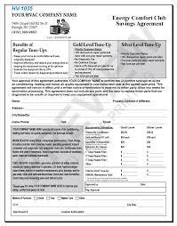 hvac pm checklist templates memberpro co