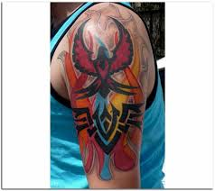 simple upper arm tattoos 58 incredible flame tattoos