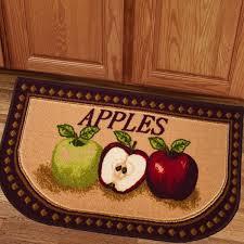 Apple Kitchen Rug Sets Apple Kitchen Rug Sets Beautiful Slice Kitchen Apple Rug Apple
